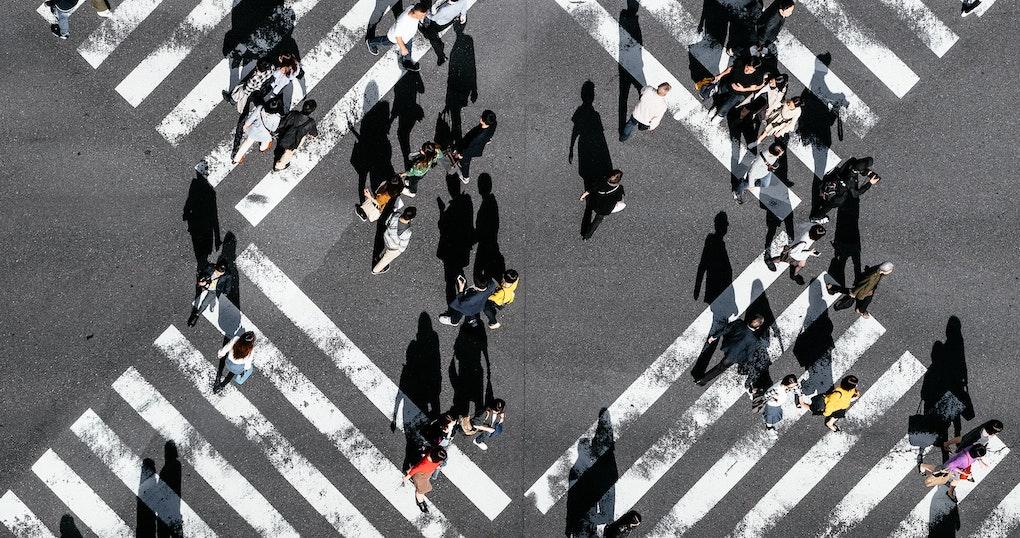 iQibt-Diversiteit-Crossing roads